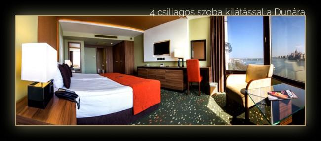 BOUTIQUE HOTEL VICTORIA BUDAPEST ****, BUDAPEST (I. kerület)