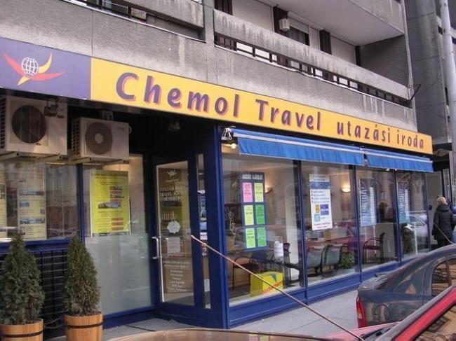 CHEMOL TRAVEL Utazási Iroda, BUDAPEST (I. kerület)
