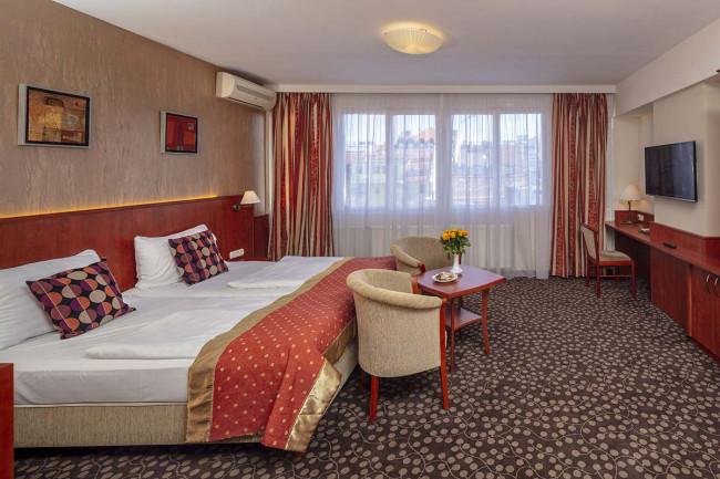 Hotel Charles, BUDAPEST (I. kerület)