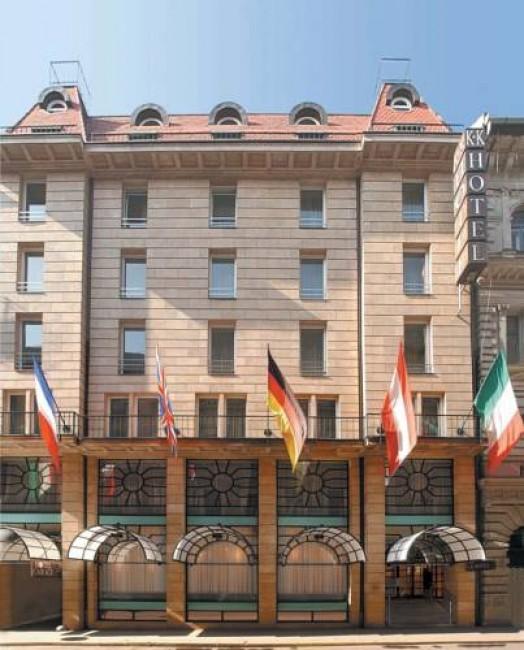 K+K Hotel Opera, BUDAPEST (VI. kerület)