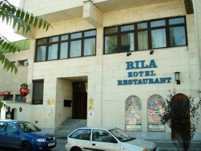 Hotel Rila**, BUDAPEST (IX. kerület)