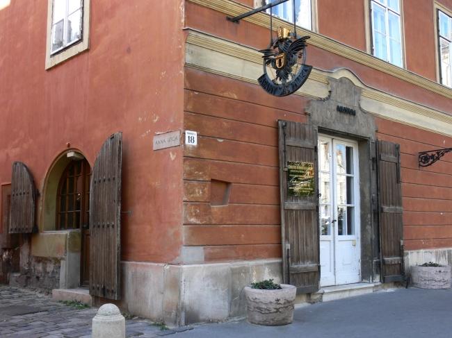 Aranysas Patika Múzeum                                                                                                                                , BUDAPEST (I. kerület)