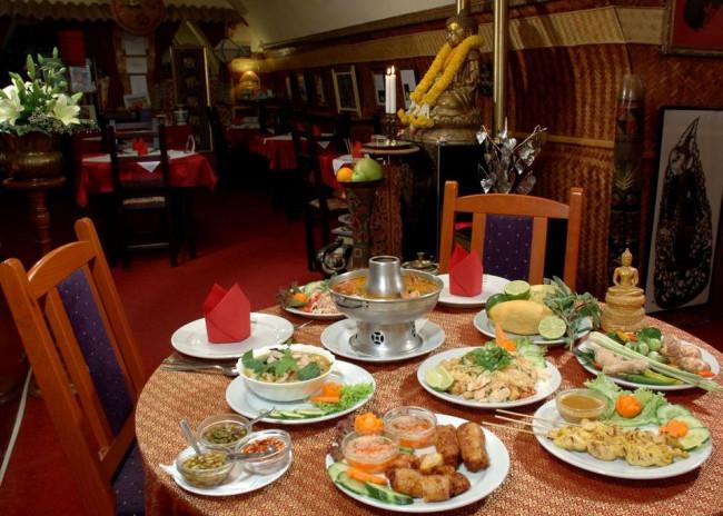 Bangkok House-Thai Étterem, BUDAPEST (V. kerület)