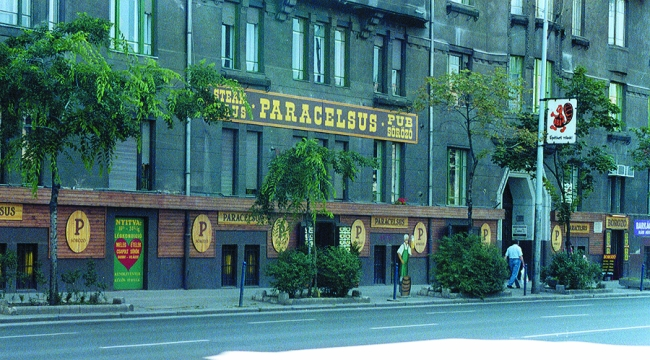 Paracelsus Söröző, BUDAPEST (IX. kerület)