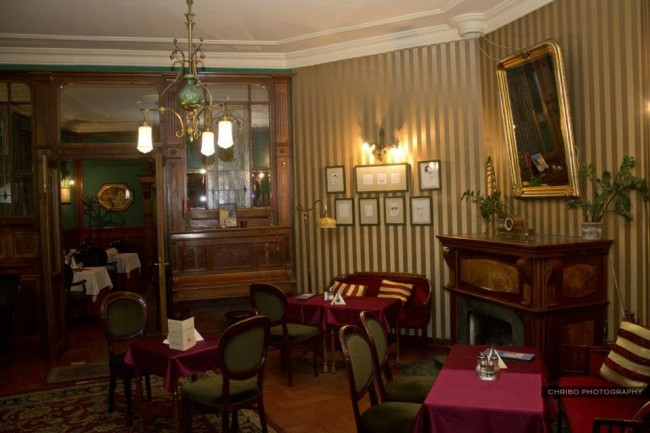 Külvárosi Kávéház és Étterem, BUDAPEST (IV. kerület)