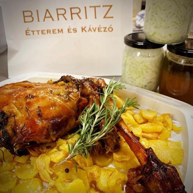 Biarritz Étterem és Kávézó, BUDAPEST (V. kerület)