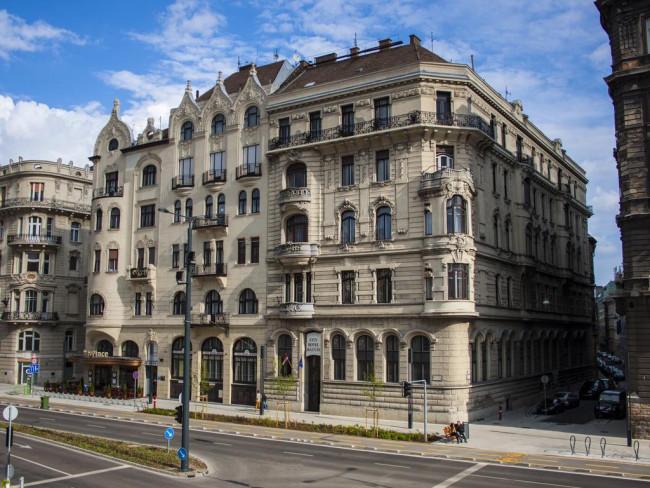 City Hotel Mátyás, BUDAPEST (V. kerület)