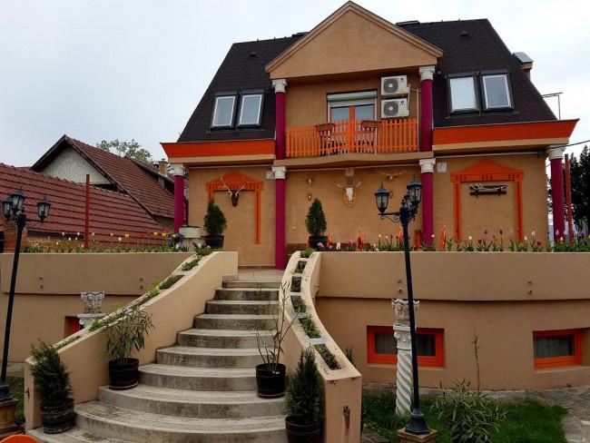 Attila Hotel*** & Restaurant, BUDAPEST (III. kerület)