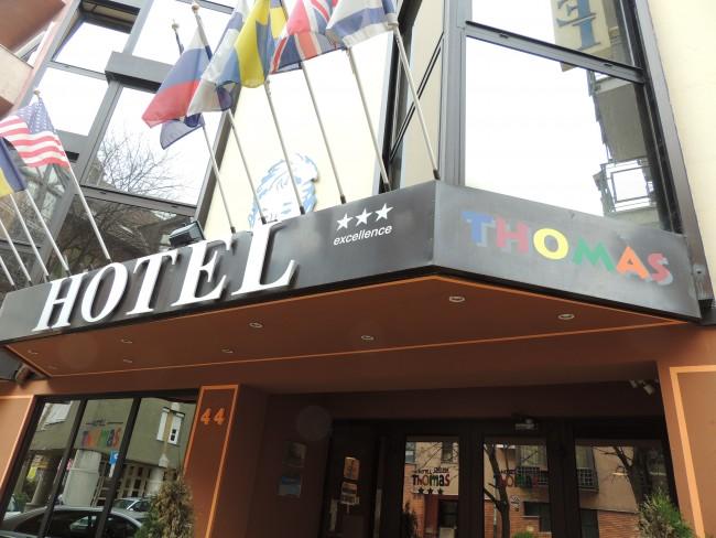Hotel Thomas ***, BUDAPEST (IX. kerület)