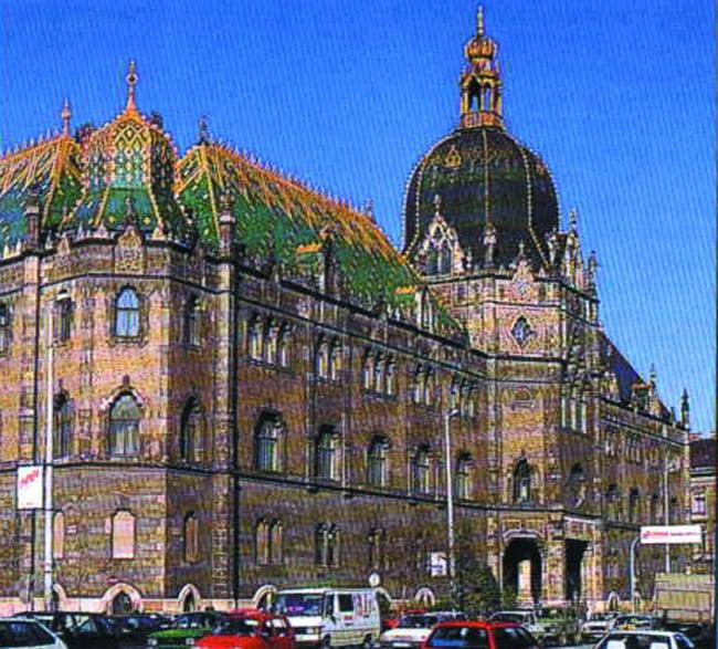 Iparművészeti Múzeum, BUDAPEST (IX. kerület)