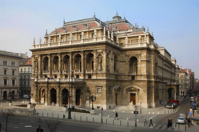 Magyar Állami Operaház, BUDAPEST (VI. kerület)