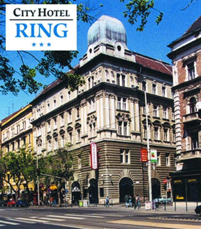 A City Hotel Ring, BUDAPEST (XIII. kerület)
