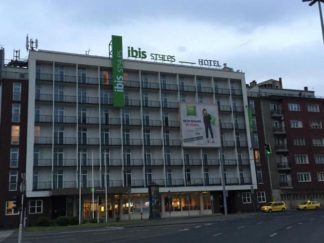 Ibis Styles Budapest City ***, BUDAPEST (IX. kerület)