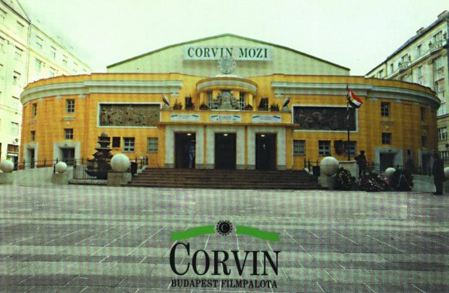 Corvin Mozi, BUDAPEST (VIII. kerület)