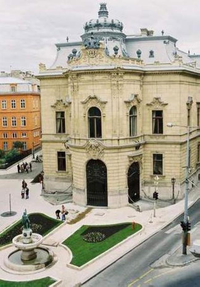 Fővárosi Szabó Ervin Könyvtár                                                                                                                         , BUDAPEST (VIII. kerület)