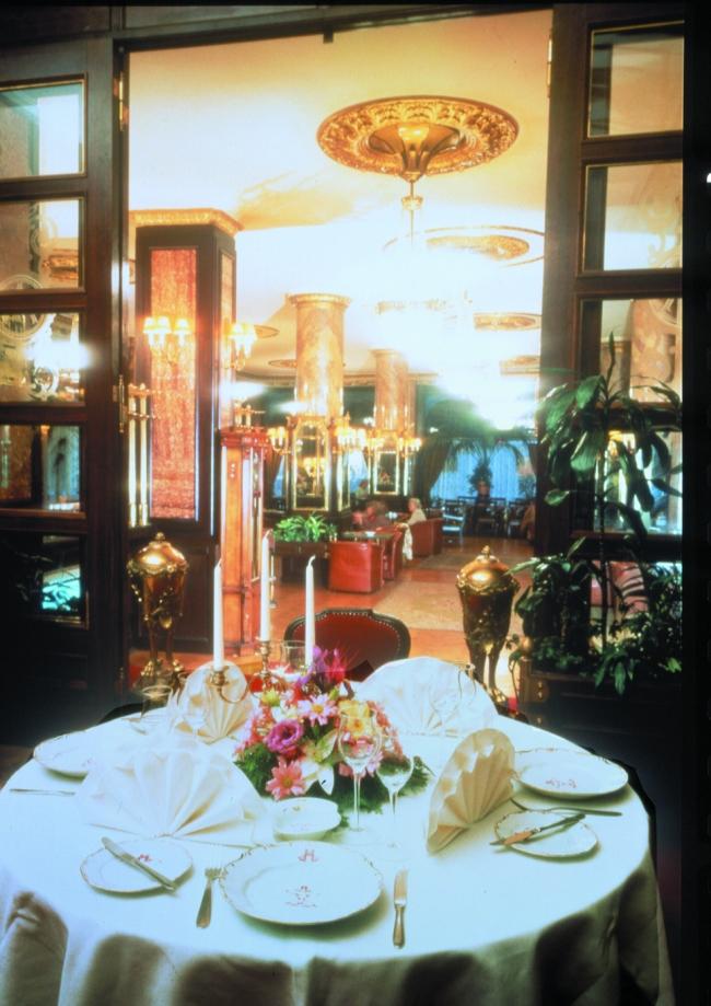 Empire Étterem -Hotel Astoria, BUDAPEST (V. kerület)