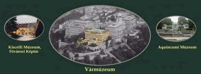 Budapesti Történeti Múzeum, BUDAPEST (I. kerület)