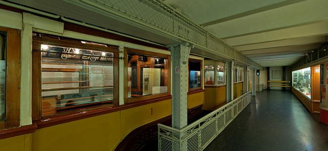 Millenniumi Földalatti Vasúti Múzeum, BUDAPEST (V. kerület)