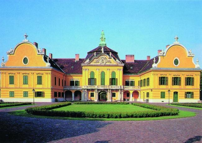Nagytétényi Kastélymúzeum - Száraz-Rudnyánszky-kastély, BUDAPEST (XXII. kerület)