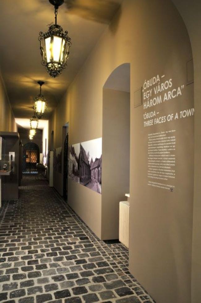 Óbudai Múzeum és Könyvtár                                                                                                                             , BUDAPEST (III. kerület)