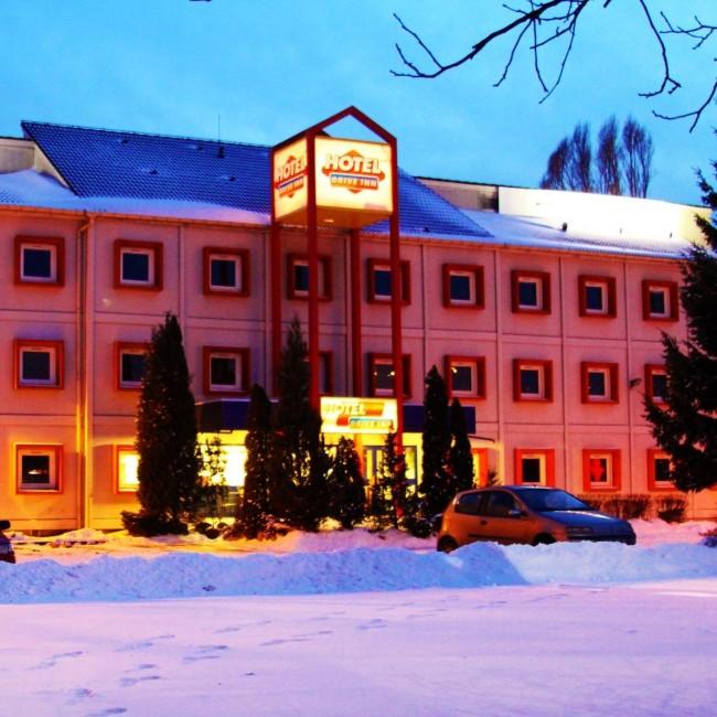 Drive Inn Hotel Budapest, Törökbálint