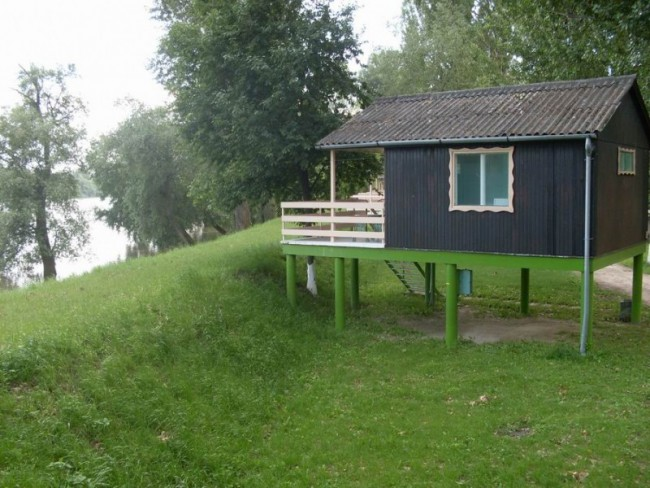 Pap-sziget Camping and Bungalows, Szentendre