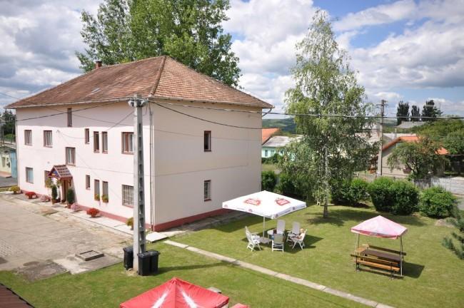 Kalcit Tourist Motel, Bélapátfalva