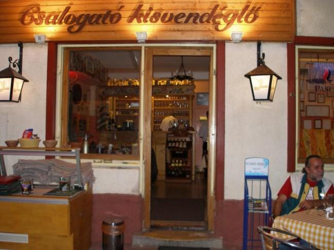 Csalogató Vendéglő, BUDAPEST (XIV. kerület)