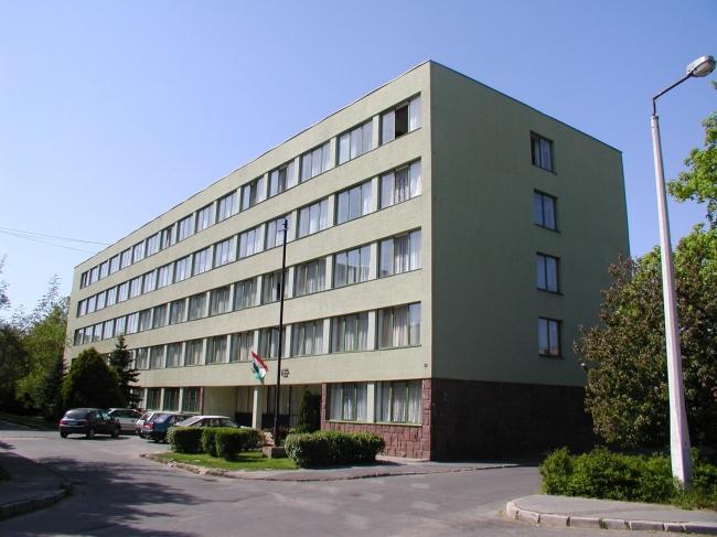 Veszprémi Középiskolai Kollégium, Veszprém
