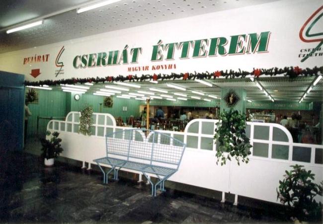 Cserhát Étterem                                                                                                                                       , Veszprém