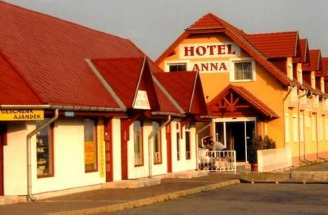 Anna Hotel***, Bük (Bükfürdő)