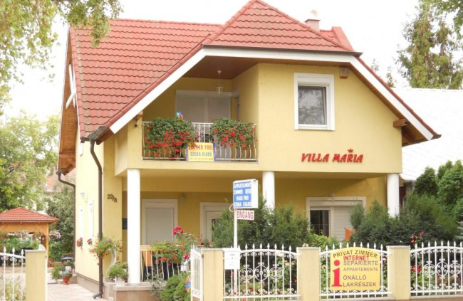 Villa Maria Siófok Apartmanház, Siófok