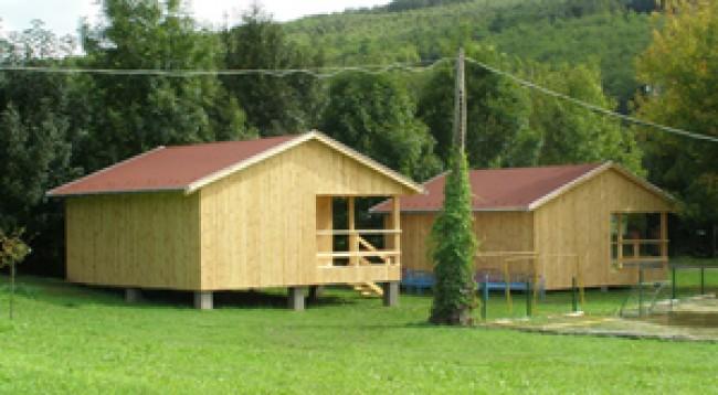 Nádas kemping & Ifjúsági tábor, Bánk