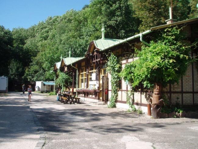 Zugligeti 58-as Kisvendéglő, BUDAPEST (XII. kerület)