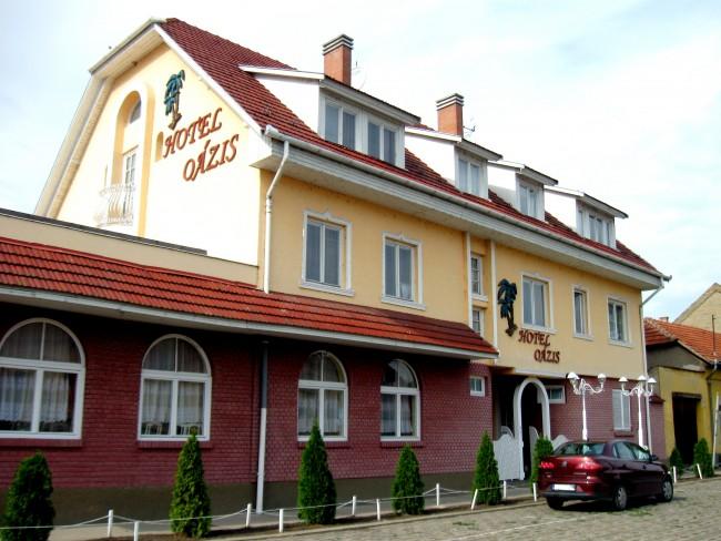 Oázis Hotel, Étterem, Kiskunfélegyháza