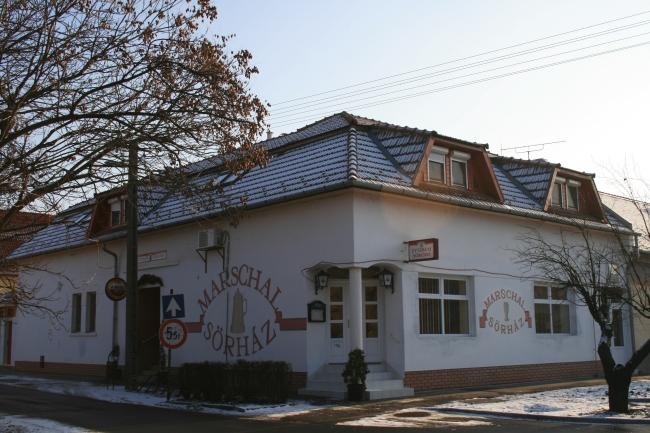 BMarschal Vendégház, Gyula