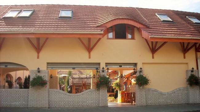 Fodor Hotel Halászcsárda, Gyula