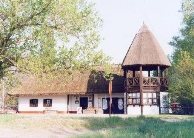 Karikás Csárda Üdülőtanyák, Bugac