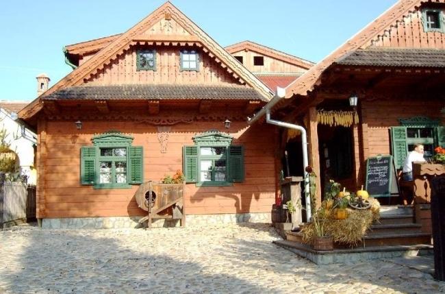 Vadkörte Fogadó és Pihenőházak, Kondorfa