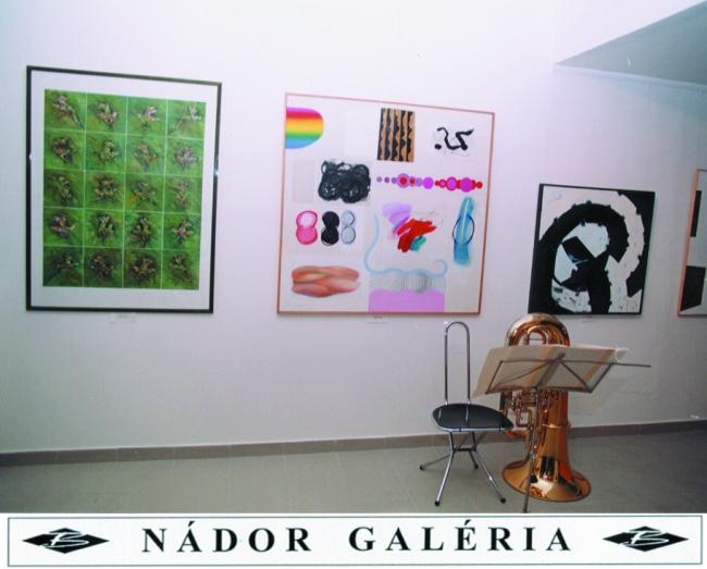 Nádor Galéria, BUDAPEST (V. kerület)