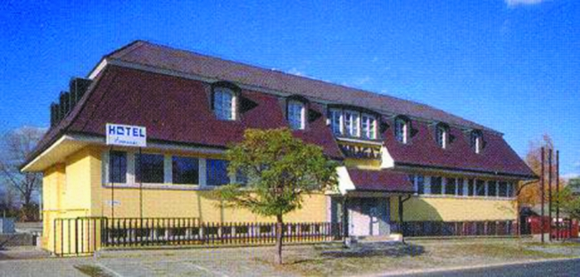 Hotel Dunagáz**, Dorog