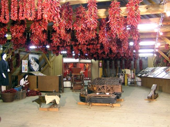Magyar Fűszerpaprika Múzeum, Kalocsa