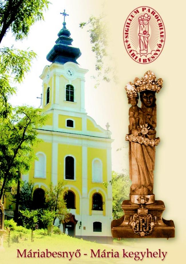 Máriabesnyői Római Katolikus Kegytemplom                                                                                                              , Gödöllő