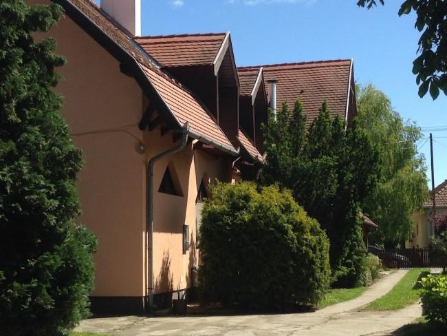 Korona Étterem és Panzió, Balatonberény