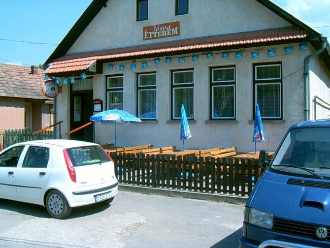 Jósva Étterem, Jósvafő