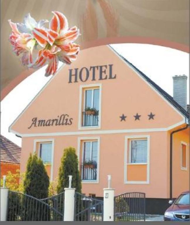 Hotel Amarillis                                                                                                                                       , Győr (Ménfőcsanak)