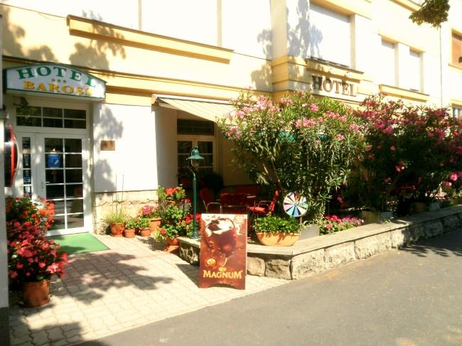 Hotel Baross*** /Minősített szálláshely/, Győr