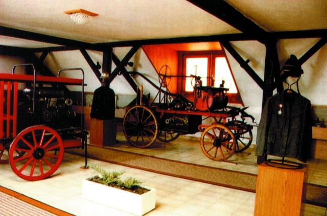 Tűzoltó Múzeum, Mosonmagyaróvár