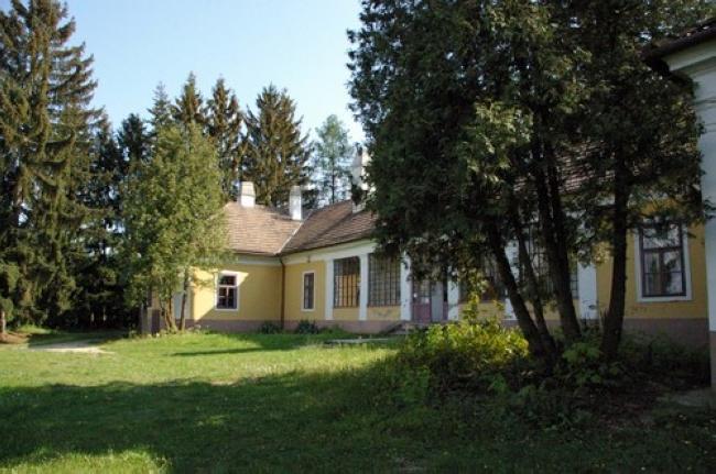 Madách Imre Emlékmúzeum - Madách-kúria, Csesztve