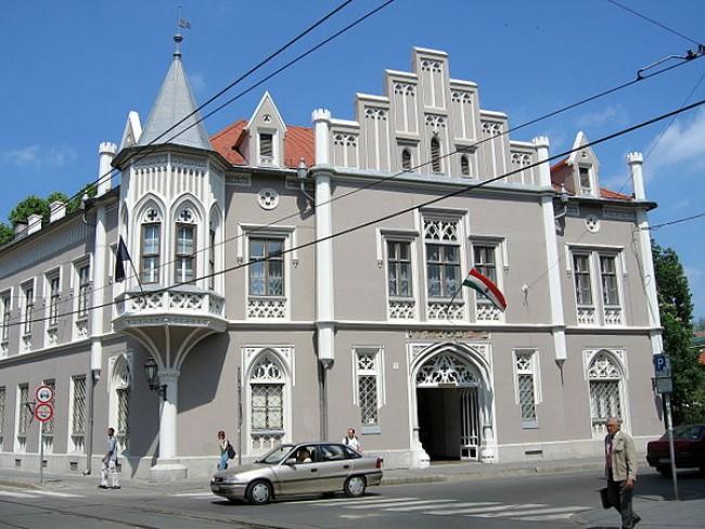 Fekete Ház, Szeged